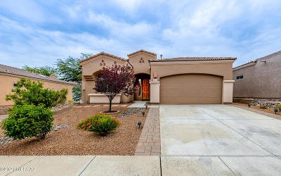 Vail Single Family Home Active Contingent: 13644 E High Plains Ranch Street