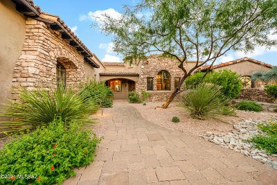 Oro Valley Single Family Home For Sale: 14546 N Shaded Stone Place