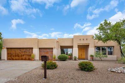Vail Single Family Home Active Contingent: 14485 E Yellow Sage Lane