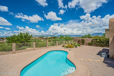 Vail Single Family Home Active Contingent: 13851 E Sage Hills Drive