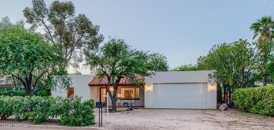 Tucson Single Family Home Active Contingent: 2617 E Florence Drive