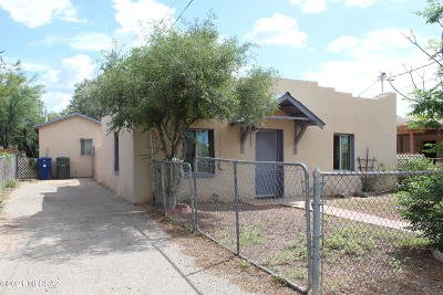 Tucson Single Family Home Active Contingent: 311 W 42nd Street