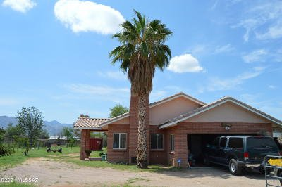Tucson Single Family Home For Sale: 16360 N Meadowcrest Road