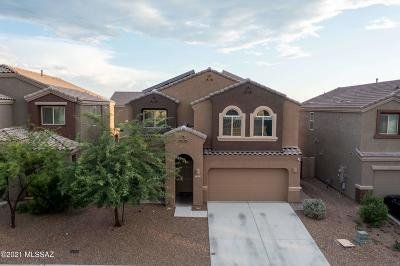 Vail Single Family Home Active Contingent: 12228 E Domnitch Drive