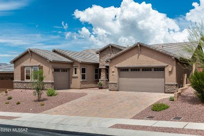 Oro Valley Single Family Home For Sale: 734 N Aviator Crossing Drive