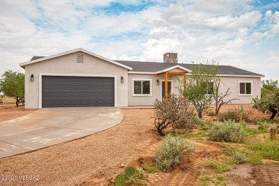 Tucson Single Family Home For Sale: 9109 N Shannon Road