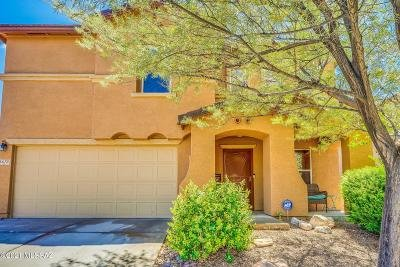 Tucson Single Family Home Active Contingent: 5673 W Copperhead Drive