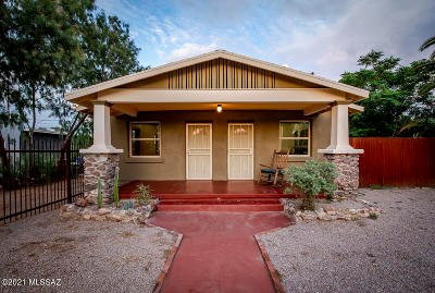 Tucson Single Family Home Active Contingent: 940 N 10th Avenue