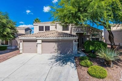 Oro Valley Single Family Home Active Contingent: 234 W Brinkley Springs Drive
