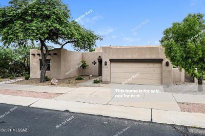 Tucson Single Family Home For Sale: 11569 Kelly Rae Place