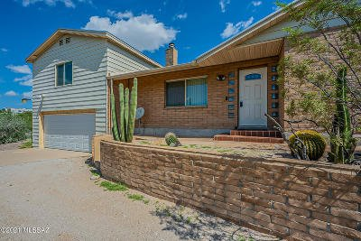 Tucson Single Family Home For Sale: 4980 N Hillcrest Drive