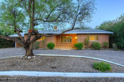Tucson Single Family Home Active Contingent: 226 S Stratford Drive