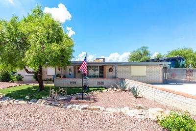 Tucson Single Family Home For Sale: 818 W Calle Ranunculo