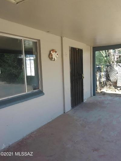 Tucson Single Family Home For Sale: 4980 S 17th Avenue
