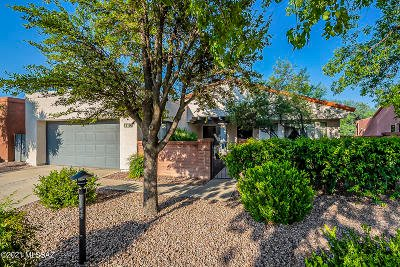 Tucson Single Family Home For Sale: 3100 N Willow Creek Drive