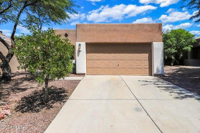 Vail Single Family Home Active Contingent: 461 E Cactus Mountain Drive
