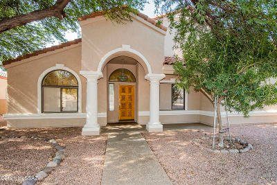Oro Valley Single Family Home For Sale: 1519 W Fairway Wood Court