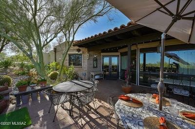 Tucson Townhouse Active Contingent: 6202 N Campbell Avenue