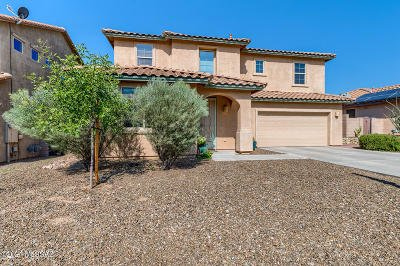 Tucson Single Family Home For Sale: 8323 N Winding Willow Way