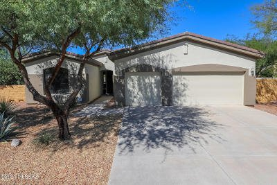 Oro Valley Single Family Home Active Contingent: 11925 N Thornbush Drive