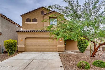 Vail Single Family Home For Sale: 12215 E Becker Drive