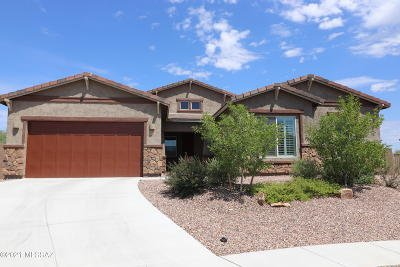 Oro Valley Single Family Home For Sale: 11792 N Village Vista Place