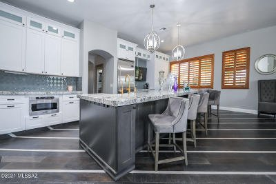 Vail Single Family Home For Sale: 9090 E Sycamore Springs Trail