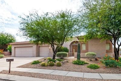 Oro Valley Single Family Home For Sale: 13224 N Risky Drive
