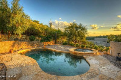 Tucson Single Family Home For Sale: 6834 E Snyder Road