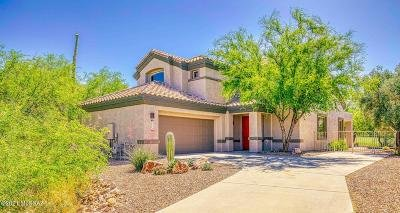 Tucson Single Family Home For Sale: 5328 Spring View Drive