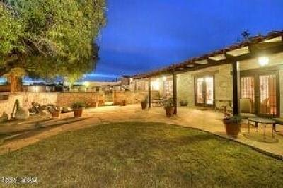 Tucson Single Family Home Active Contingent: 4950 N Calle Colmado