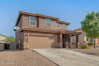 Vail Single Family Home For Sale: 10469 S Cutting Horse Drive