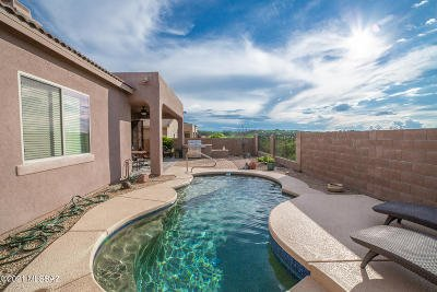 Vail Single Family Home Active Contingent: 13307 E Wranglers Rest Drive