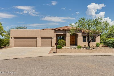 Vail Single Family Home Active Contingent: 14657 E Yellow Sage Lane