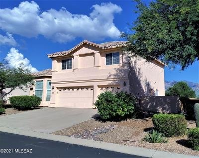 Oro Valley Single Family Home For Sale: 1927 W Muirhead Loop