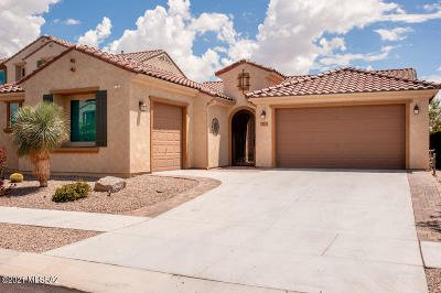 Tucson Single Family Home For Sale: 11034 E Roscommon Place