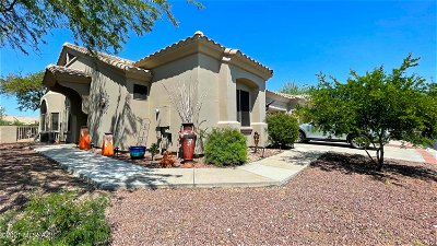 Oro Valley Townhouse Active Contingent: 13401 N Rancho Vistoso Boulevard #118
