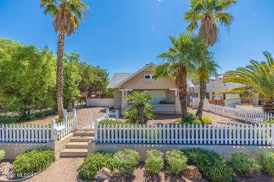Tucson Single Family Home For Sale: 1042 N 3rd Avenue