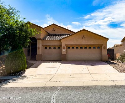 Tucson Single Family Home For Sale: 39956 Mountain Shadow Drive