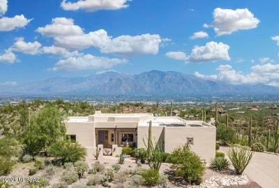 Tucson Single Family Home Active Contingent: 6496 W Sunset Road