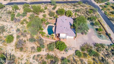 Tucson Single Family Home For Sale: 4500 W Oasis Drive