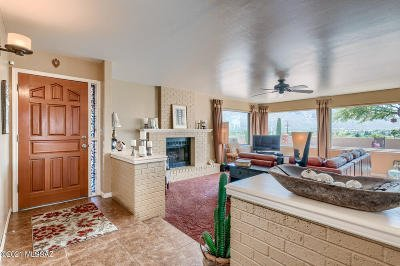 Oro Valley Single Family Home For Sale: 609 W Pomegranate Place