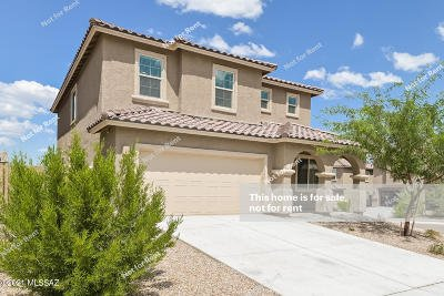 Vail Single Family Home For Sale: 10829 E Franklin Falls Way