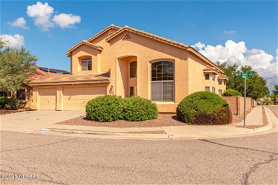 Tucson Single Family Home Active Contingent: 8183 Robb Wash Trail