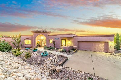 Oro Valley Single Family Home Active Contingent: 10133 N Alder Spring Drive