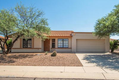 Oro Valley Single Family Home For Sale: 14400 N Crown Point Drive