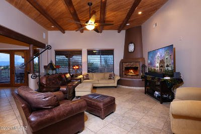 Vail Single Family Home For Sale: 14319 E Sands Ranch Road