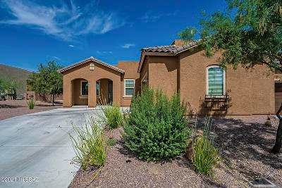 Oro Valley Single Family Home For Sale: 13202 N Humphreys Peak Drive