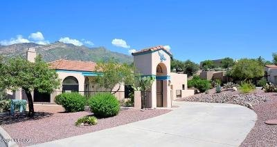 Tucson Townhouse For Sale: 6142 N Pascola Circle