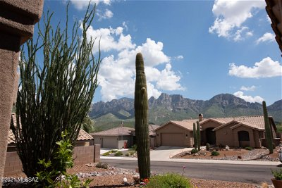 Tucson Single Family Home Active Contingent: 1835 E Ganymede Drive